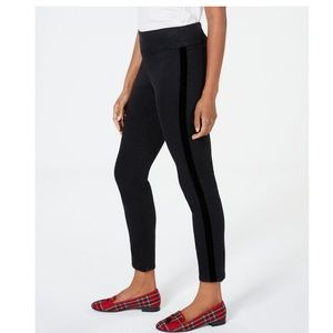 CHARTER CLUB Pull-on Ankle-Length Jeans
